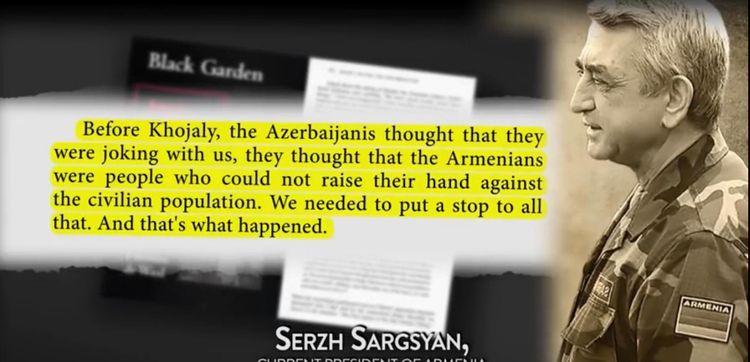 Документальный фильм о Ходжалинском геноциде демонстрируется на телеканалах Калифорнии
