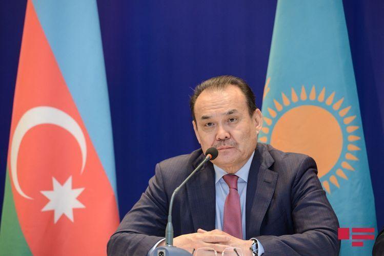 Turkic Council Secretary General extends condolence to Turkey