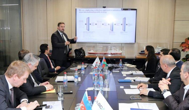 ASCO-nun növbəti onillik fəaliyyəti üzrə strateji inkişaf planı hazırlanır