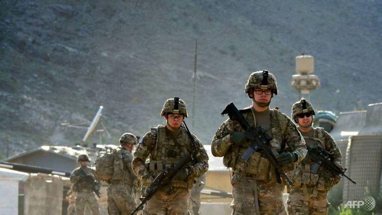Afghan officials to meet Taliban ahead of U.S. troop withdrawal agreement
