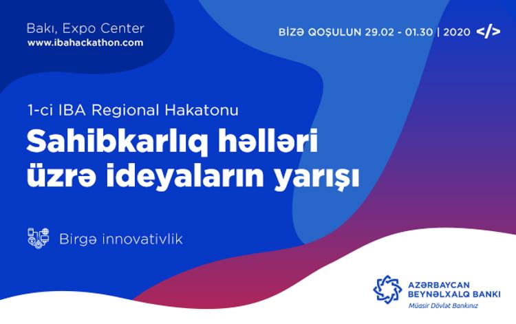 Международнй Банк Азербайджана дал старт первому IBA Regional Hackathon