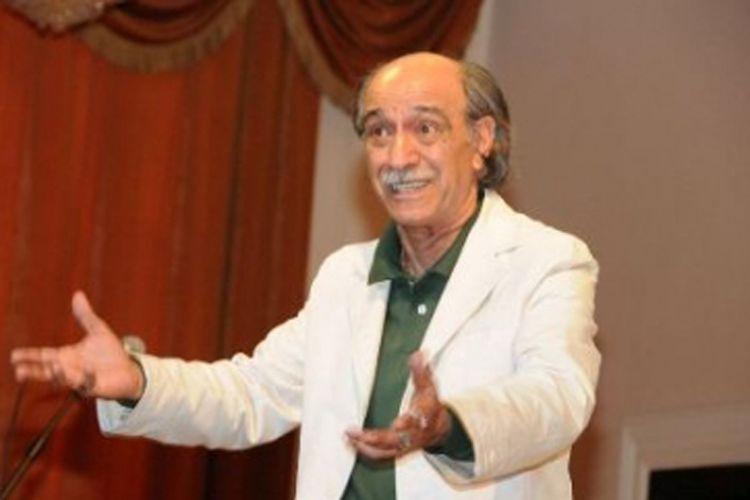 Скончался народный артист Агахан Салманлы