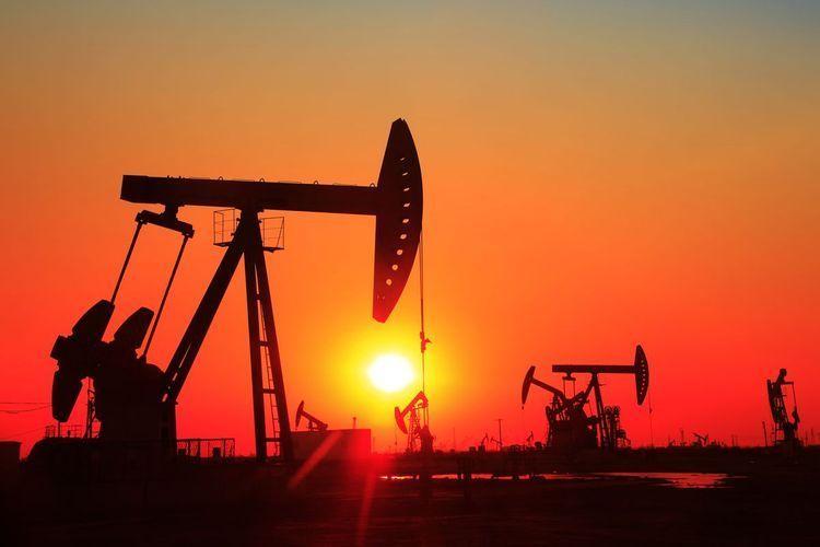 Нефть резко упала в цене