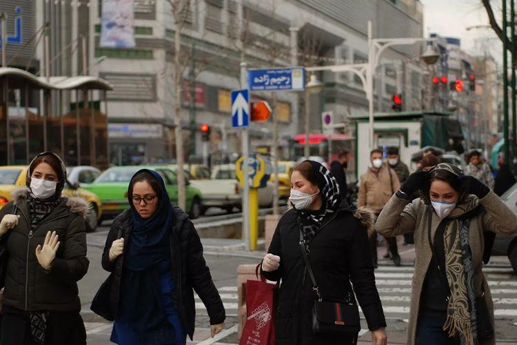 İranda koronavirusa yoluxanların sayı 593-ə çatıb