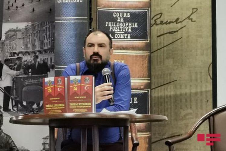 """Məhmət Pərinçək: """"Rusiya arxivləri göstərir ki, erməni soyqırımı olmayıb"""""""