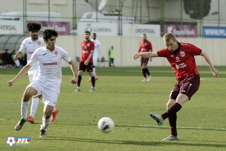"Sumqayıtda 4 qol vurulub, ""Qarabağ"" xal itirib"
