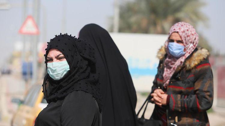 Iraq announces five new coronavirus cases