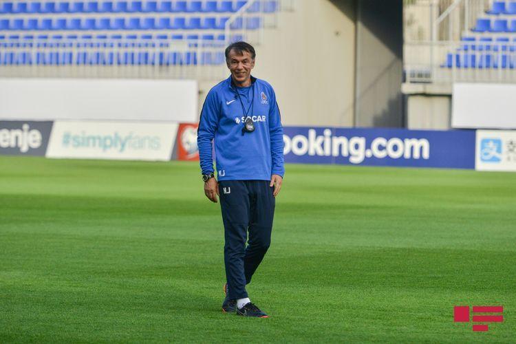 Никола Юрчевич: Мне доставила удовольствие каждая минута в сборной Азербайджана