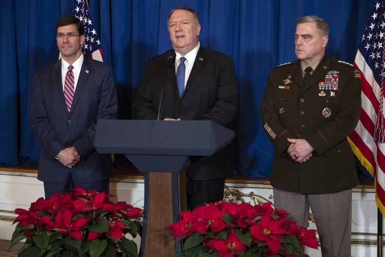 U.S. to designate Iran-backed Iraqi militia as foreign terrorist organization