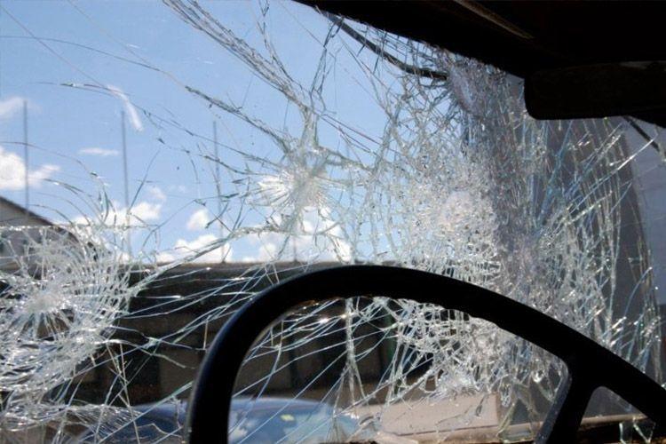 На автомагистрали Баку-Губа произошло ДТП, есть пострадавшие