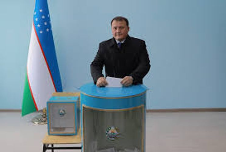 Liberal Democratic Party wins parliamentary elections in Uzbekistan