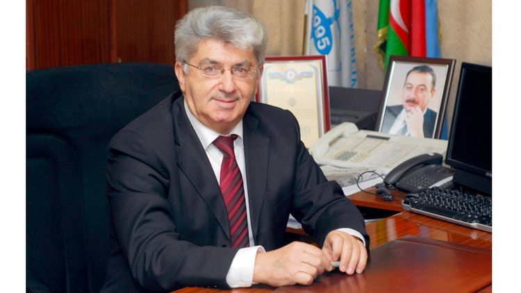 Вахид Новрузов награжден орденом «Шохрат»
