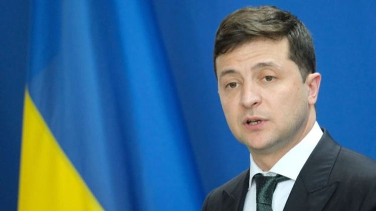 Pompeo speaks with Ukrainian President Zelensky