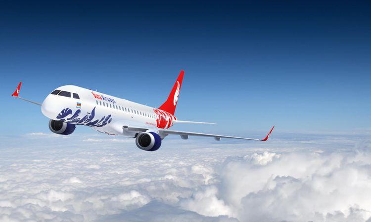 """""""Buta Airways""""in təyyarəsi Ankaradan İstanbulun yeni aeroportuna yola salınıb"""