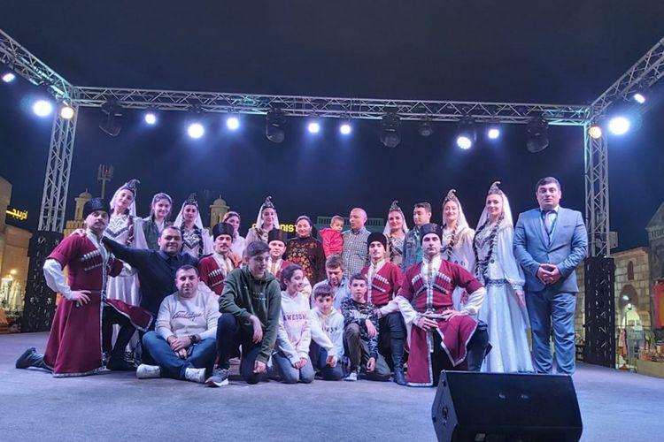 """Azərbaycan """"Abu Dabi Şeyx Zayed İrs Festivalı""""nda təmsil olunur"""