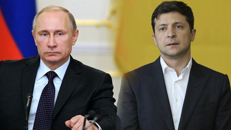Putin offers condolences to Zelensky and Rouhani over Ukrainian plane crash in Iran