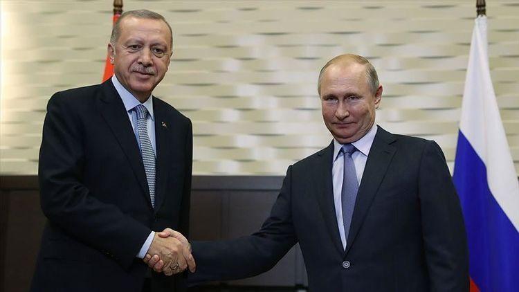 Meeting between Erdogan and Putin ends in Istanbul - UPDATED