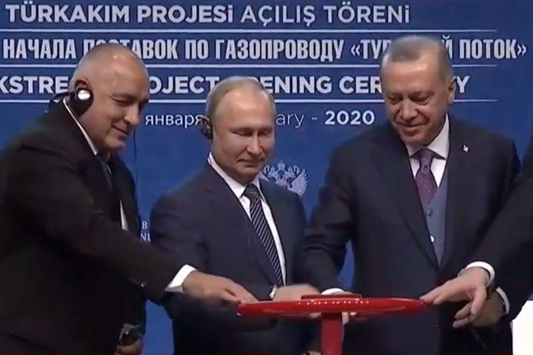 """Türkiyə-Rusiya işbirliyinin yeni bəndi: """"Türk axını"""" - TƏHLİL"""