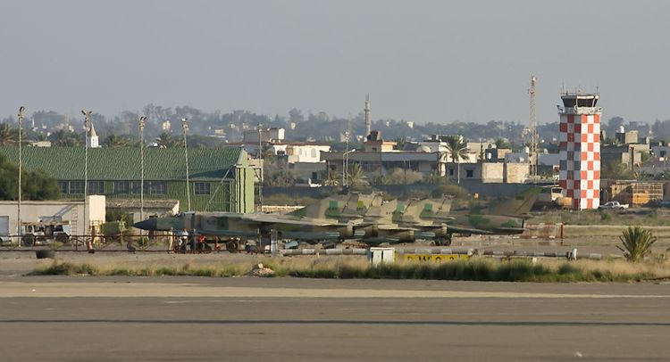 Haftar's  LNA says includes Mitiga Airport of Tripoli in no-fly zone