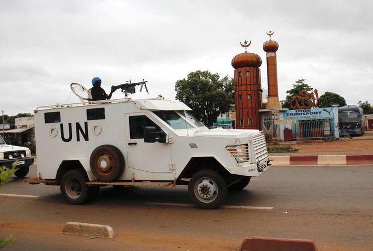 Twenty wounded in northern Mali rocket attack on U.N. base