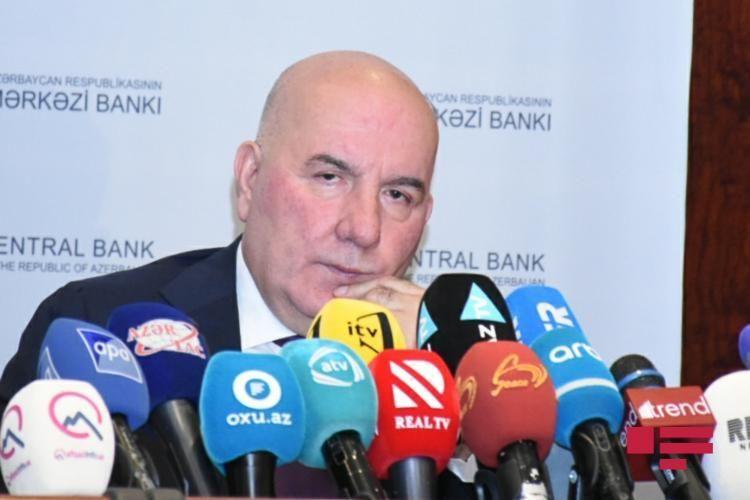 Эльман Рустамов: Процесс передачи функций контроля Палаты по надзору за финансовыми рынками ЦБА завершен