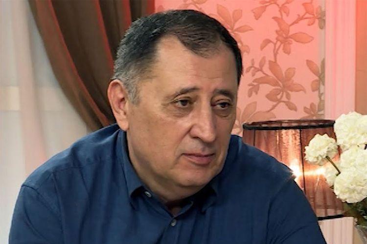 """Baba Vəziroğlu """"Şöhrət"""" ordeni ilə təltif edilib"""