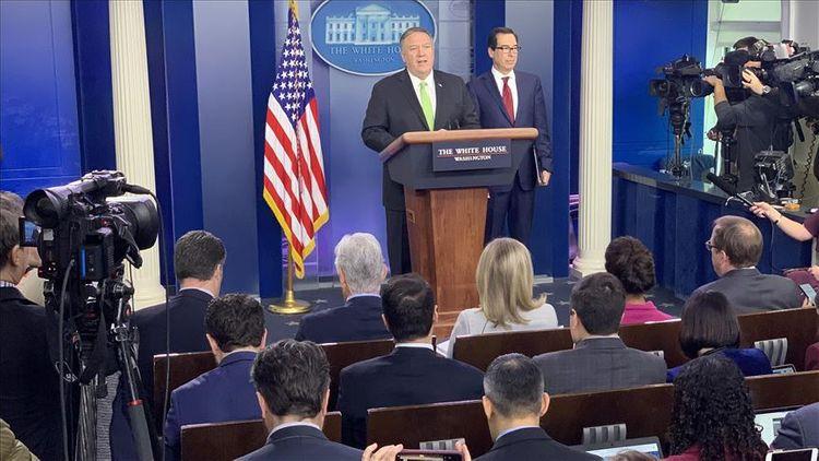 US broadens sanctions on Iran officials, economy