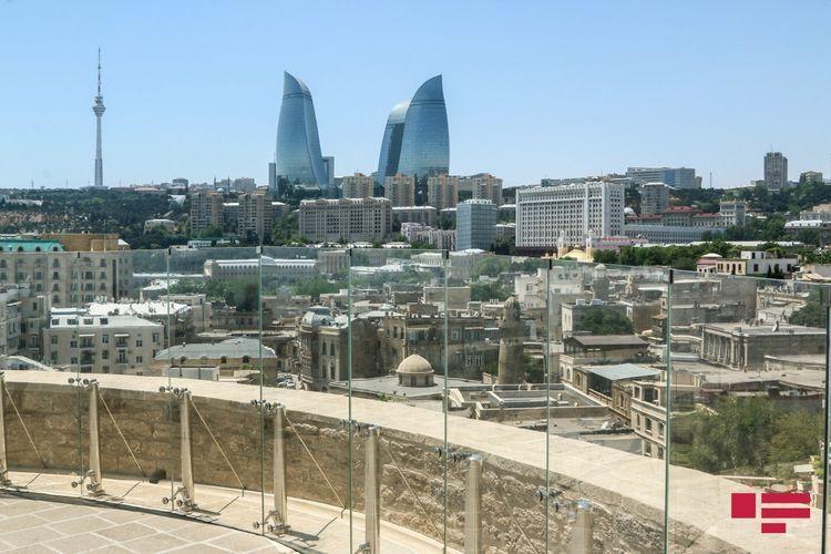 "Azerbaijan ranks 45th among world's 80 ""best countries"""