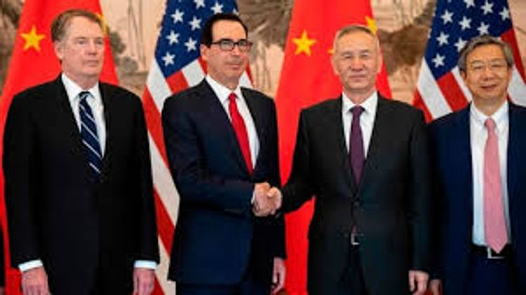 U.S., China agree to have semi-annual talks aimed at reforms, resolving disputes