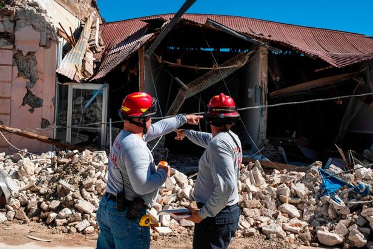6.0-magnitude quake jolts Puerto Rico