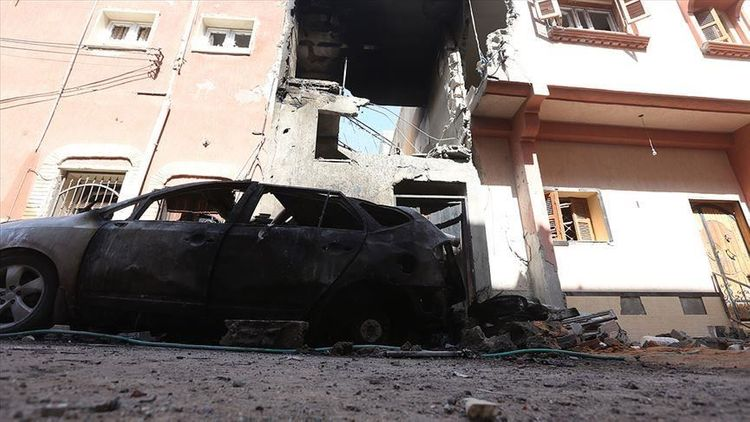 Civilian killed as Haftar forces violate cease-fire