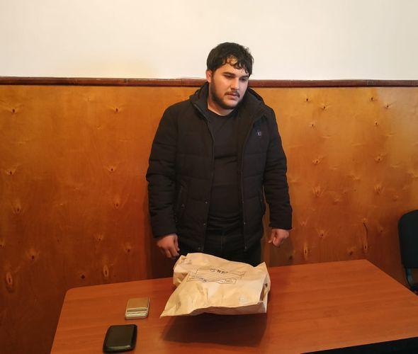 В Астаре задержаны два наркоторговца
