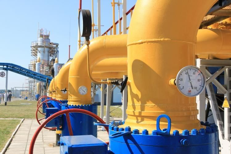 Construction of Continuation of TurkStream gas pipeline activated in Bulgaria