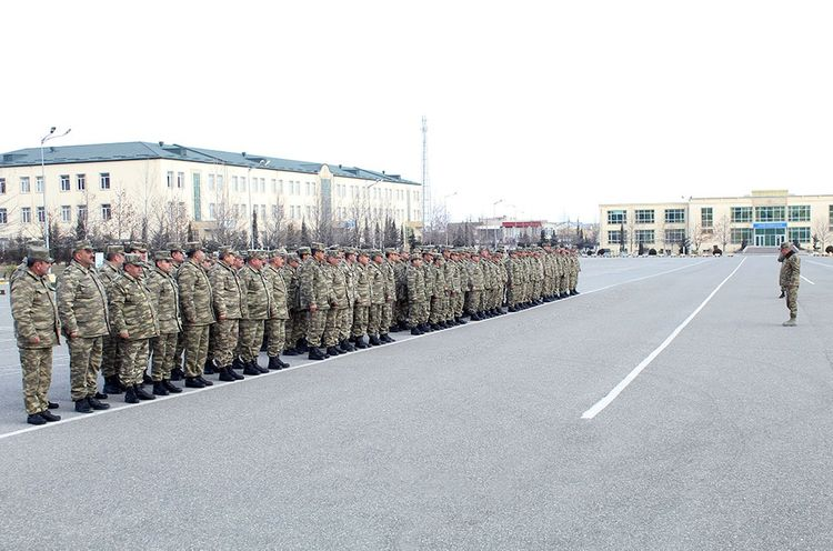 Ministry of Defence: Battalion commanders training sessions held