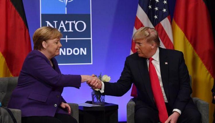White House: Trump, Germany