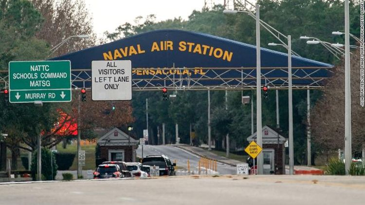 Shooting at US Naval Base in December was terrorism - US Attorney General - <span class=