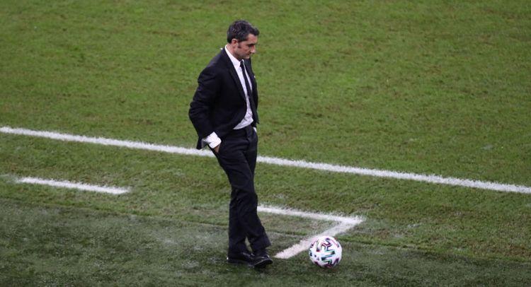 Barcelona FC fires head coach Ernesto Valverde