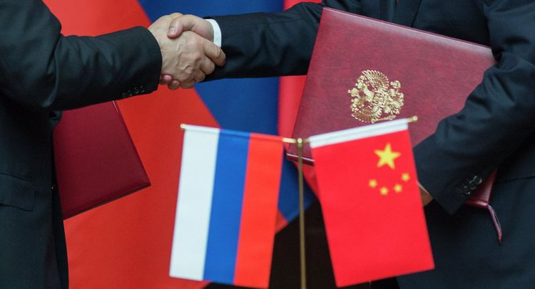 China-Russia trade up 3.4% in 2019 exceeding record $110 bln.
