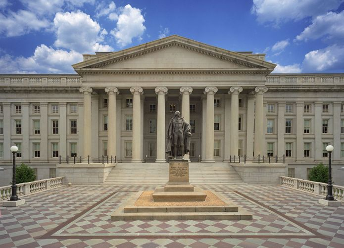 ABŞ-ın büdcə kəsiri son 7 ildə ilk dəfə 1 trln. dolları ötüb