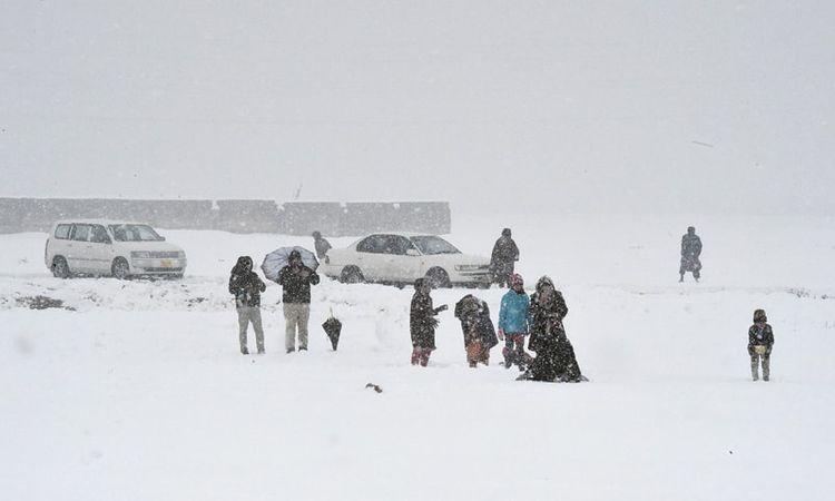 В Пакистане число жертв ливней и снегопадов увеличилось до 57 - ОБНОВЛЕНО