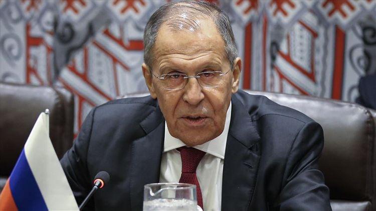 "Sergei Lavrov: ""NATO bombed Libya"
