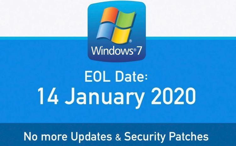 """""""Windows 7"""" əməliyyat sisteminin dəstəklənməsi dayandırıldı"""
