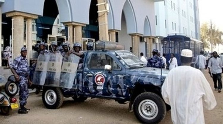Sounds of gunfire heard in Sudan