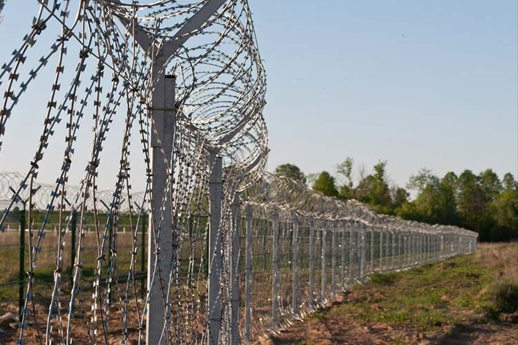 Incident occurs at Georgia-Azerbaijan border
