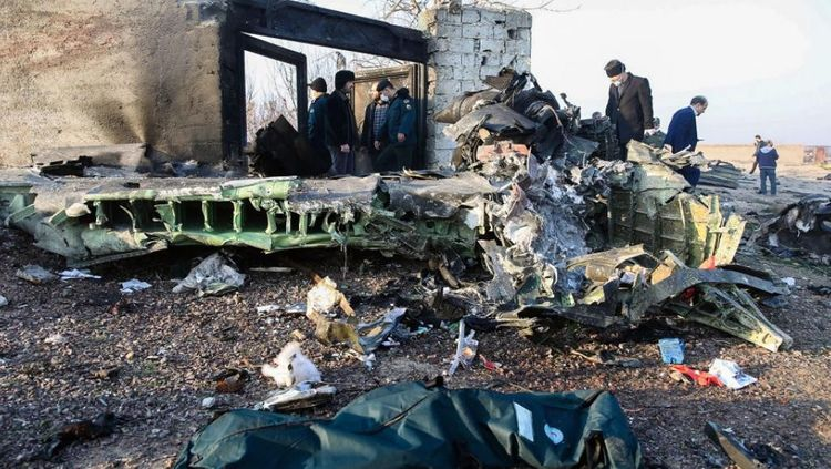 Украина ожидает от Ирана официальных извинений за сбитый Boeing
