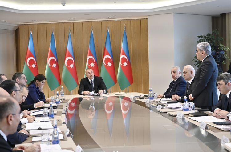Самир Шарифов: В госбюджет 2019 года были беспечены поступления на 1 млрд 32 млн манатов больше