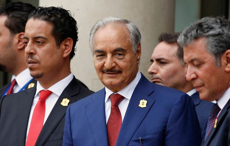 Haftar to take part in Berlin conference on Libya