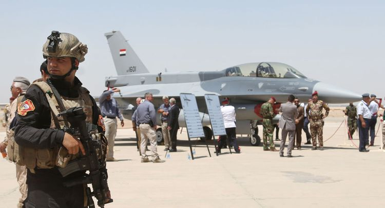 US to cut $250 mln in military aid to Iraq if coalition expelled