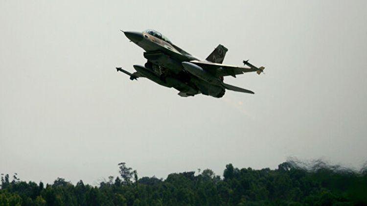 Израиль нанес удары по целям ХАМАС
