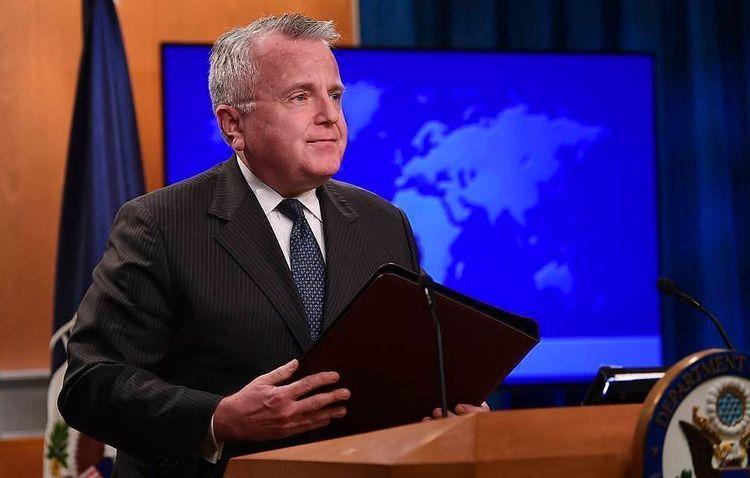 New US Ambassador John Sullivan to arrive in Moscow